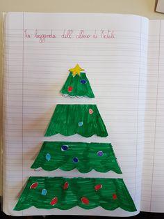 www.maestracarmelina.it wp 2017 12 04 il-natale-tra-leggende-e-testi-regolativi Tree Skirts, Christmas Time, Advent Calendar, Holiday Decor, Kids, 3, Studio, School, Geography