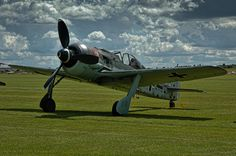 Photograph FW-190 by Gary Wann on 500px