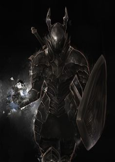 Black knight Dark souls