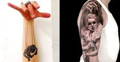 16 Inventive Puppet Master Tattoos
