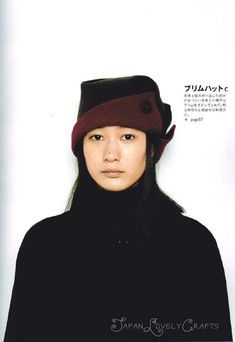 [ B o o k . D e t a i l s ] Language: Japanese Condition: Brand New Pages: 57 pages in Japanese Author: Atsuko Fujii Date of Publication: 2013/11 Item Number: 1341-2  If you want to create a cute yet trendy hat and beret, you dont need complicated pattern to make one. With this Japanese sewing pattern book for hat & beret, it will guide you to make a simple and easy origami sewing wherein it would only requires you to simply fold, apply straight stitch technique and you are DONE! You can…