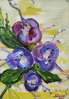 Paintings For Sale, Pansies, Art, Art Background, Kunst, Performing Arts, Violets, Art Education Resources, Artworks