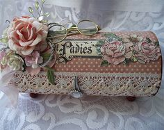 Gift box ideas using pringles container