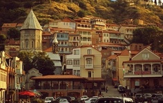 Tbilisi-a beautiful city, for sure!!