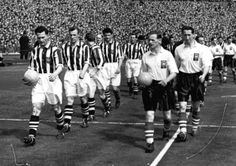 Sixty years ago this week, Preston North End stepped out on to the lush Wembley turf for the 1954 FA Cup final against West Bromwich Albion ...