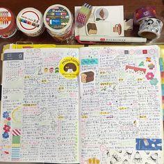 haruka @haruuuuuknow #hobonichi 38th w...Instagram photo | Websta (Webstagram)