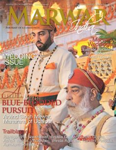 Get your digital subscription/issue of MARWAR India Magazine on Magzter and enjoy reading the Magazine on iPad, iPhone, Android devices and the web. Desi Masala, Ritu Kumar, Udaipur, Jodhpur, Fashion Updates, Coming Home, Ipod Touch, Wedding Designs, Magazines