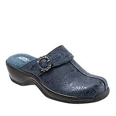 3f6283b63d609 SoftWalk Atwater Clogs (FootSmart.com) Leather Mules, My Size, Casual Shoes