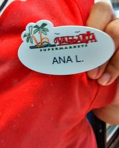 This name tag. | 21 Incredibly Unfortunate Things