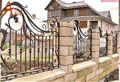 Iedera Salbatica Lux - Porti si Garduri din Fier Forjat ARCO TRUST Trust, Outdoor Decor, Home Decor, Decoration Home, Room Decor, Interior Design, Home Interiors, Interior Decorating