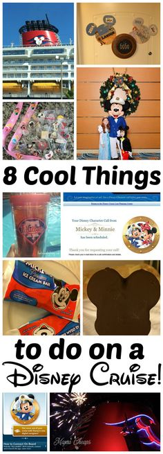 8 Cool Things to Do on a Disney Cruise from @mamacheaps http://bit.ly/1LGhAyE