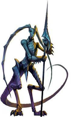 Devil, Gelugon (Ice Devil) - Pathfinder