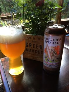 Saimaan Brewer's Special California IPA