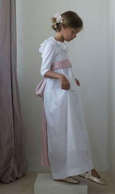 Komunia Communion Dresses, First Communion, Night Gown, Baby Dress, Breastfeeding, Girl Fashion, Cold Shoulder Dress, Girls Dresses, White Dress