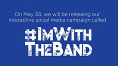 Are You With The Band? On May 30, 2017, the American Wild Horse Campaign (AWHC) will invite people around the world to participate in #ImWithTheBand, a social media awareness campaign to elevate the profile of America's wild horses and burros and spread awareness of the unprecedented threats to their future on our western public lands.