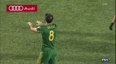 #MLS  GOAL: Diego Valeri header doubles the Timbers lead!