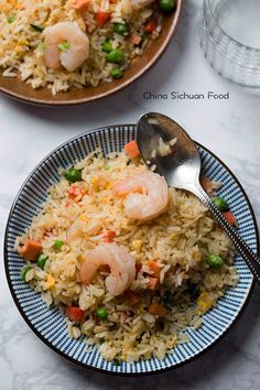 Chinese Fried Rice (Yangzhou Fried Rice) – China Sichuan Food