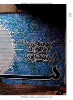 Awesome Arabic graffiti