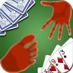 Hand Foot Card Game 78