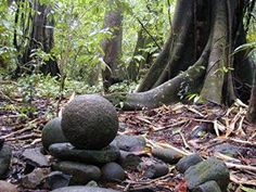 Mysterious Stone Spheres of Costa Rica and a US Agent, page 1
