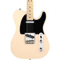 Fender American Special Telecaster Electric Guitar Vintage Blonde Mapl