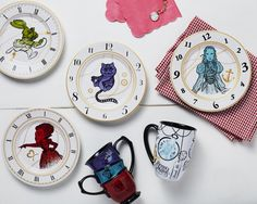 The Disney Style favorite new collections added to the D/Style line   Alice Through the Looking Glass accessories   [ https://style.disney.com/fashion/2016/05/16/all-of-our-favorite-additions-to-the-dstyle-line/ ]
