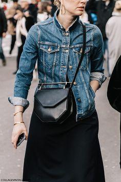 El Mejor Street Style De La Semana De La Moda De París | Cut & Paste – Blog de Moda