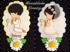 Baptism Decorations, First Holy Communion, Baby Shower Themes, Minnie Mouse, Disney Characters, Party, Blog, Biscotti, Sauces