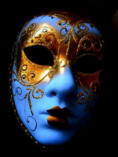 Venetian Mask ... I want to collect these.