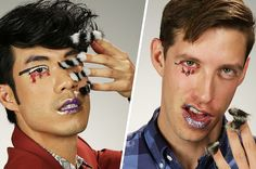 The Try Guys Try The Weirdest 2016 Beauty Trends