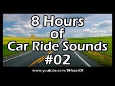 Car ride sounds, the sound from inside a car / driving a car sounds for sleep, meditation, yoga and relaxation.  Please like, subscribe and comment if you enjoyed this video. It will really help me out a lot. :)  http://www.youtube.com/subscription_center?add_user=8hoursof