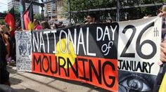 Australia Day, a day of mourning for Aboriginals