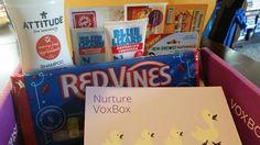 Loving my #nurturevoxbox