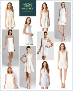 REVEL Picks: Little White Dresses @REVEL