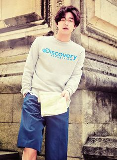 Gong Yoo for Discovery Expedition 2015