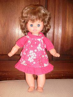 (gorpley) Antiga Boneca Mimadinha Estrela - R$ 70,00 no MercadoLivre