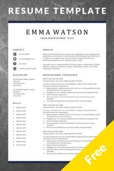 Free Simple Resume Templates – TOP 5 Habit Building Tips Resume Writing Tips, Resume Skills, Resume Tips, Basic Resume, Resume Ideas, Professional Resume, Job Resume Template, Simple Resume Template, Resume Template Download