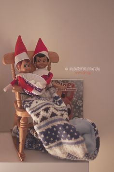The Elf on the Shelf~MOVIE NIGHT #elf