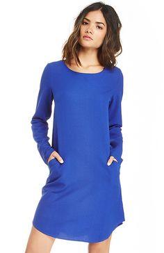 Jack by BB Dakota Jaylee Dress in Royal blue M | DAILYLOOK