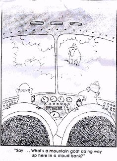 Aviation Humor Jokes - having a laugh, serious lessons at learntofly.co.nz