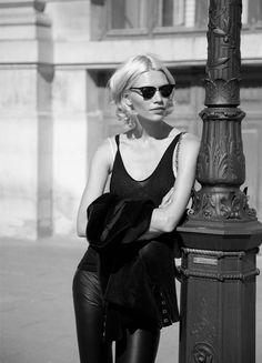 ☆ Rock 'n' Roll Style ☆ Aline Weber by Daniella Rech
