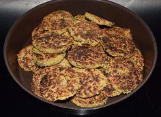 A B C vos IG: Galettes de quinoa et lentilles corail (IG bas)