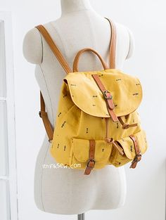 1101 Demelza Backpack PDF Pattern - New Release Sale! 50% Off! - ithinksew.com