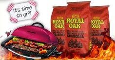 Royal Oak Charcoal find it at Seabra Foods