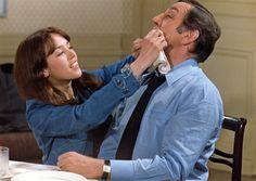 "Isabelle Adjani, Lino Ventura dans ""La gifle"" (Claude Pinoteau, 1974)"