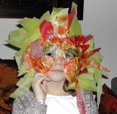 un autre masque de carnaval