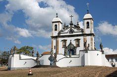 Barroco no Brasil – Santuário de Bom Jesus de Matosinhos, Congonha