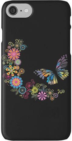 «Flowers and Butterfly» de florangelict