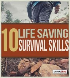 Survival Skills and Hobbies That Can Save Your Life | Your Ultimate List Of Life Hacks For Emergency Preparedness By Survival Life   http://survivallife.com/2014/11/14/survival-skills-and-hobbies/
