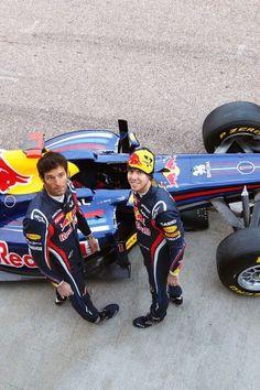 ★ Formula One , Australian , German,  Red Bull , Sebastian Vettel ,  Mark Webber